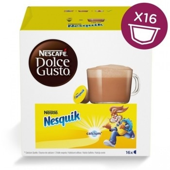 NESQUICK® 16 Capsules NESCAFÉ® Dolce Gusto® - Selling Format